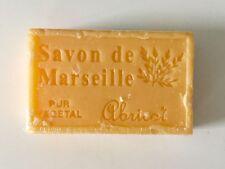 Savon De Marseille, Pur Végétal ABRICOT, 125gr