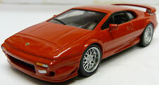 Lotus Esprit V8 Red 1:43  Scale Diecast Model
