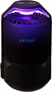 KATCHY Indoor Insect and Flying Bugs Trap Fruit Fly Gnat Mosquito Killer with UV