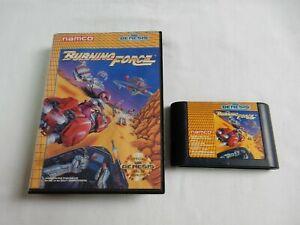 Burning Force Sega Mega Drive - Genesis - NTSC/US