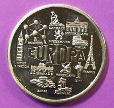 Médaille commémorative, Europa 2000