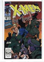 Uncanny X-men #259 Chris Claremont Marc Silvestri Wolverine Colossus 9.0