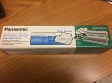 Genuine Panasonic Replacement Film KX-FA55 2 Roll film