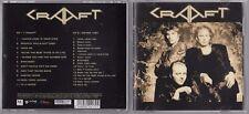 Craaft - Craaft 2 CD 2003 IMPORT GERMANY BAD 010 HARD ROCK RARE