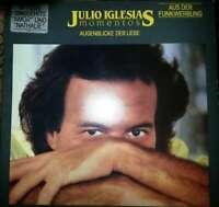 Julio Iglesias Momentos Augenblicke D LP Album Gat Vinyl Schallplatte 131217