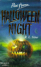 Hallowe'en Night (Point Horror),ACCEPTABLE Book