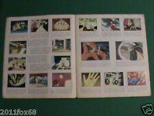 album figurine jeeg robot d'acciaio completo panini originale 1979 raro album id