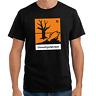 Umweltgefährlich Warnhinweis Sprüche Geschenk Lustig Spaß Comedy Fun T-Shirt