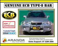 ECB Type 8 Front Bar for HONDA CR-V CRV SUV RD (1997-2001) 8HO50YP