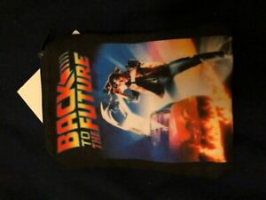 BACK TO THE FUTURE Little Bag / Coin Purse - MINT CONDITION / RARE - 80s MOVIE