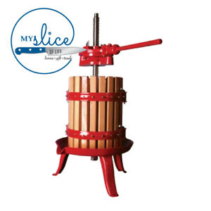 Manual 43L Ratchet Wine Press