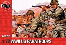 Airfix A01751 WWII US Paratroops 1 72 Scale