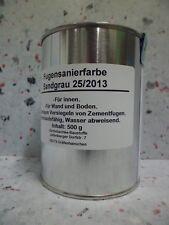 Fugensanierfarbe 500 g Lichtgrau Fugenfarbe Fugensanierungsfarbe Fugenmörtel