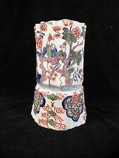Rare vase faience ancienne signé AK , DELFT Polychrome Adriaen KOCKS  XVIIIe?