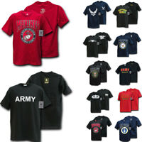 Rapid Military Air Force Marine Navy Army Law Enforcement T-Shirts Tees