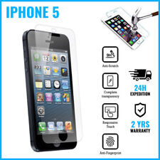 Screen Protector 9H LCD Protecteur Trempé Tempered Glass Film For iPhone 5