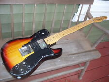 Squier Telecaster Custom by Fender Super excellent condition!