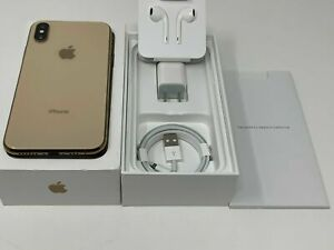 OB Apple iPhone XS 64/256/512 GB Space Gray, Gold, Silver Sprint Locked
