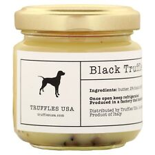 Black Truffle Butter 2.8oz (80g) Product of ITALY