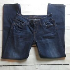 Women's Delia's Morgan Jeans Size 1/2s Skinny Stretch Juniors