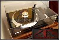 "EAT E Flat  J-n-B Audio ""Pro Series"" Turntable Dust Cover -Table Set Top-"