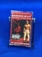 SEALED* Ganksta NIP N-I-P – The South Park Psycho Cassette Tape 1992 Album RARE