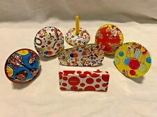 Vintage Noise Makers - Clowns - Risque Clown Art - Some Made In U.S.A