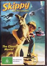 SKIPPY AND THE INTRUDERS - NEW & SEALED DVD - FREE LOCAL POST