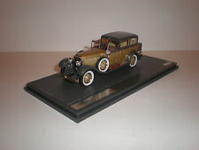 1/43 1929 Mercedes Benz 630 Sedanca De Ville / Matrix