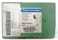 TELEMECANIQUE XMPA12B2131 PRESSURE SWITCH 060151