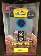 NEW OtterBox Defender Case for iPhone 8 & iPhone 7 (4.7) Retail Packaging - Gray