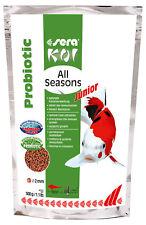 5er Pack sera Koi Junior All Seasons Probiotic, 5 x 500 g
