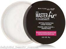 Maybelline Facestudio MASTER FIX SETTING PERFECTING POWDER