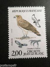 FRANCE 1984, timbre 2338, OISEAUX, RAPACES CIRCAETE, neuf**, MNH BIRD STAMP