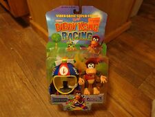 1999 TOY BIZ--NINTENDO DIDDY KONG RACING--DIDDY KONG FIGURE (NEW)