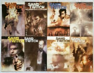 Image SAM AND TWITCH Complete Set Run #1-26 Unread 1st Print 1999 NM Spawn