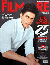 Filmfare Aug 2017 Magazine - Shahrukh Shah Rukh Khan Special Issue