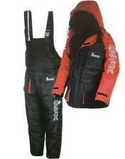NEW IMAX THERMO SUIT 2 PC SEA FISHING 100% WATERPROOF / BEACH / BOAT/PIER FISHIN