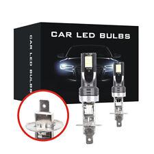 2pcs H1 110W 24000LM LED Car Headlight Conversion Globes Foglamp Beam Bulbs
