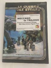 Vintage Star Wars Meccano To Trilogo Book main signé bon état