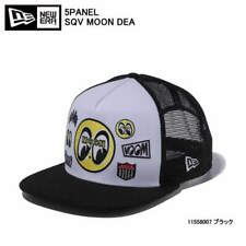 529f71c3a9c NEW ERA 5-PANEL MOONEYES Collaboration embroidery Cap Tracking Japanese F S