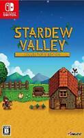 USED Nintendo Switch Stardew Valley Japan import