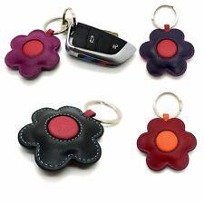 Golunski Leather Creative Flower Key fob Car Key ring Key chain 182