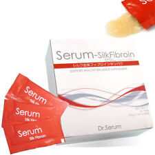 Serum Silk Fibroin 300g (10g × 30sachets) Japan Diet Supplement Silk Protein