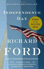 Independence Day: Bascombe Trilogy (2) (Vintage Contemporaries),Richard Ford