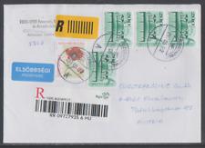 Ungarn 2007 Reco Brief nach Österreich