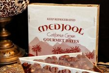 5 LB  CALIFORNIA MEDJOOL DATES. FRESH JUICY, HAND-PICKED. FREE OF CHEMICALS