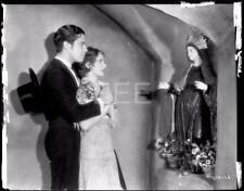 1930 Ramon Novarro Dorothy Jordon Call Of Flesh Original Camera NEGATIVE 618B