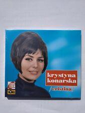 KRYSTYNA KONARSKA CRISTINA TR CD 1116 VERY RARE 2019' NEW !