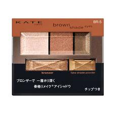 [KANEBO KATE] Brown Shade Eyes N BR-5 ORANGE BROWN Eyeshadow Palette JAPAN NEW